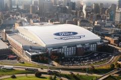 Ford Field Stadium Graphics