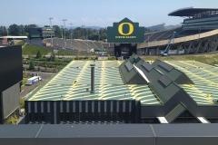 Oregon Ducks Stadium Graphics